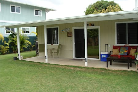 Kailua Beach Cottage Getaway - 凯鲁瓦 - 独立屋