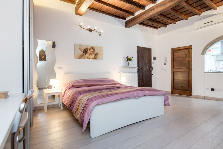 Lovely apartment in historic center - Florence - Apartemen