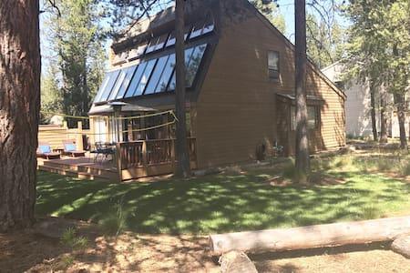 Sunriver House-Near Lodge, Sleeps 10, SHARC Passes