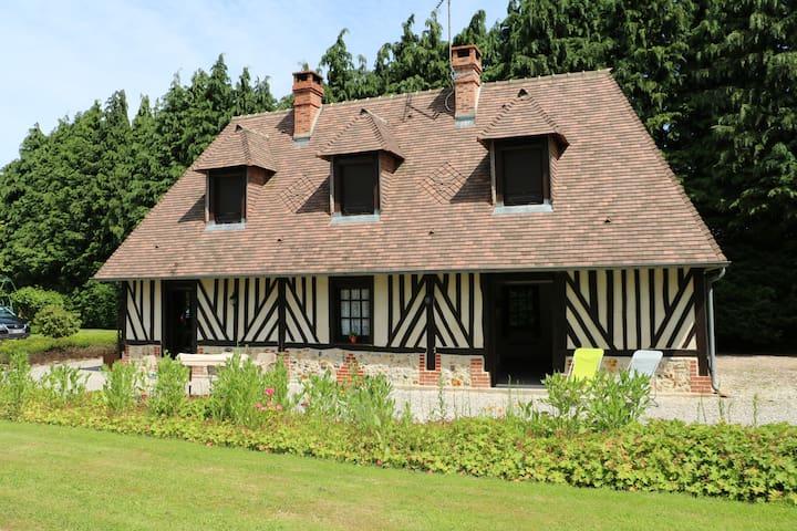 Maison normande à 15 min d'Honfleur - Quetteville