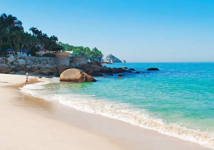 Beautiful View, Best Beach in PV - Puerto Vallarta - Byt