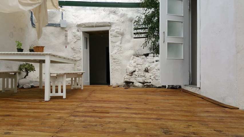 Renovated 2bd cave-house - Carrizal de Tejeda - House