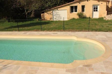 Petite maison charme, sud Bordeaux - Langon - Hus