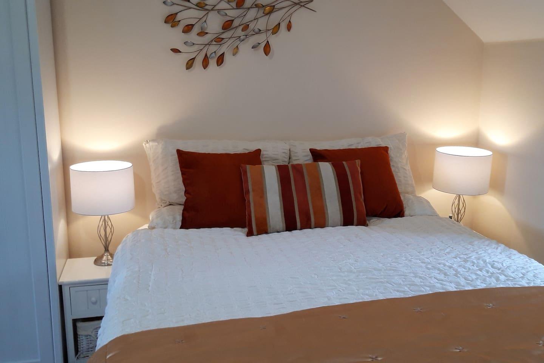 King size new comfortable mattress