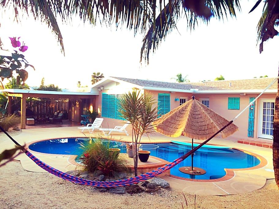 Come enjoy my backyard!