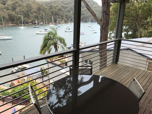Pittwater Waterfront unit