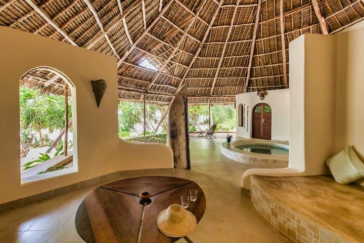 Zanzibar Luxury Pearl Pool Villa!