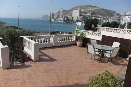 EXCELENT HOUSE - 50M. TO BEACH - Alicante - Villa