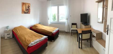hochwärtiges Appartement in Nähe des Kiebitzsee