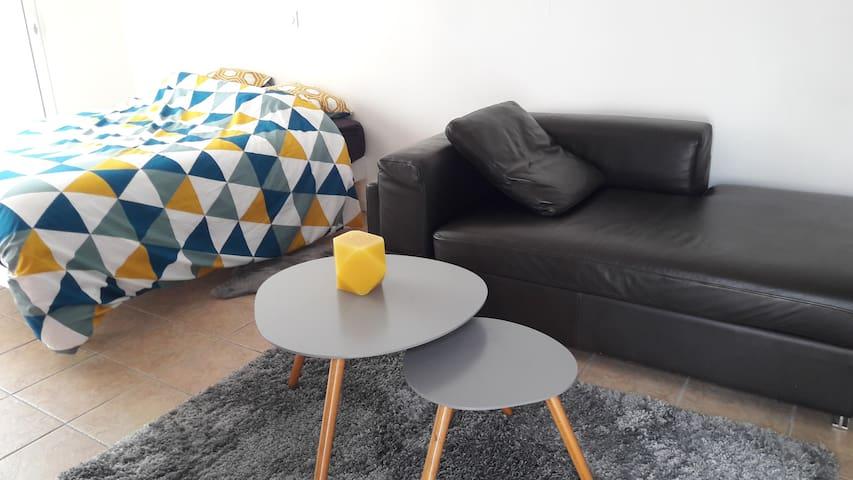 Appartement / maison avec terrasse indépendante