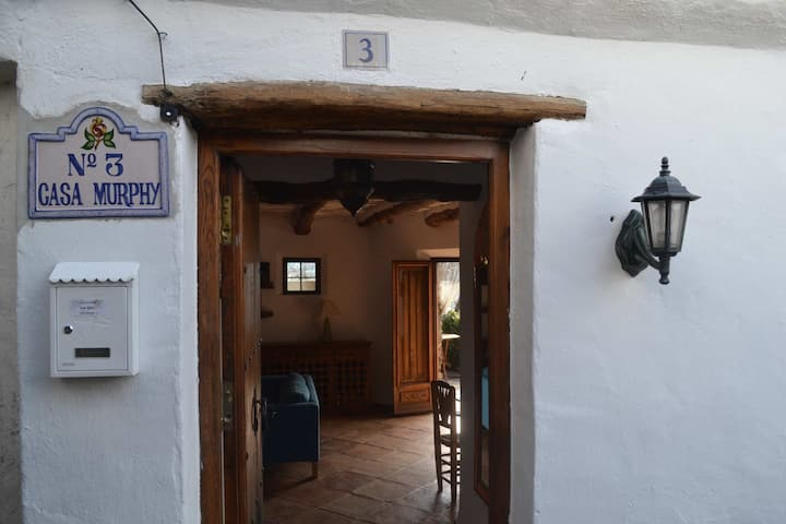 Casa Murphy, Bubion, Las Alpujarras
