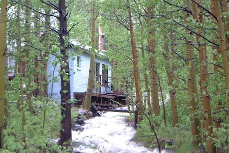 Cabin on Hilton Creek - Crowley Lake