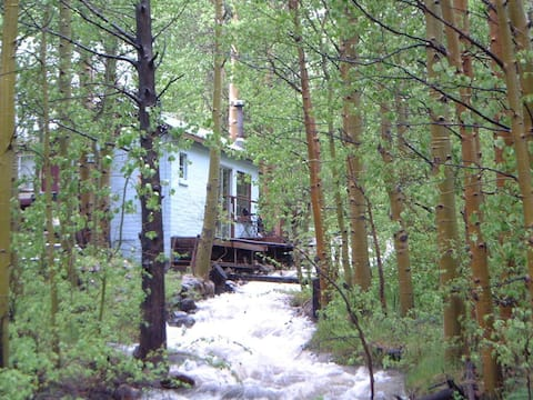 Cabin on Hilton Creek