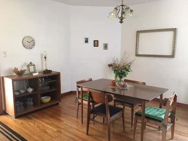 Sunny & comfy home close to Downtown Pittsburgh - Pittsburgh - Haus