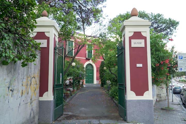 Villa Ulisse - Nausicaa
