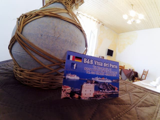 B&b Vista del porto - Porto Empedocle - Bed & Breakfast