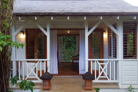 Garden Cottage at Norse Hill, Port Antonio, 2bd/ba - ポートアントニオ