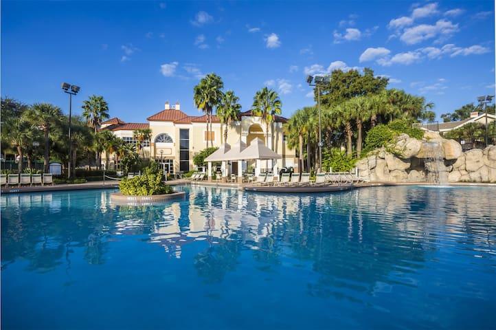 2BR/2BA Villa Next To Disney World! - Orlando - Apartamento
