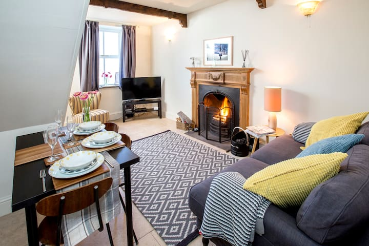 Church View Cottage, self contained accommodation