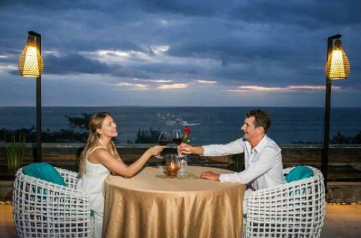 Magnificent Beach Front Resort in Jimbaran,  JB1