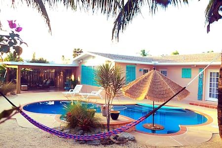 Beach House, Pool, and Hammocks! #2