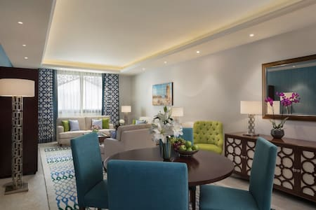 Spacious 5 Star Apartments in the heart of Doha