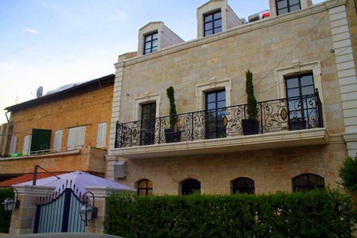 Stunning Villa in Shaarei-Chessed - Gerusalemme - Villa
