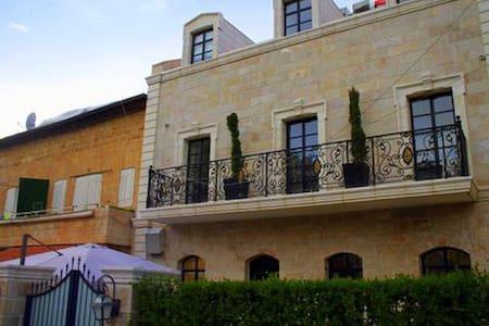 Stunning Villa in Shaarei-Chessed - เยรูซาเล็ม - วิลล่า