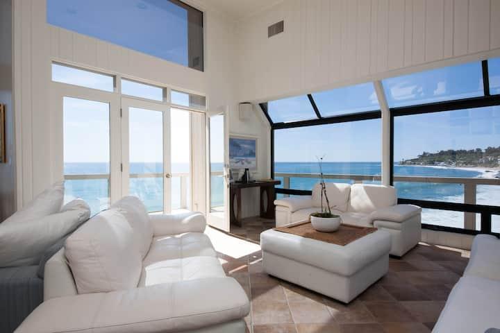 Malibu Beachfront Penthouse