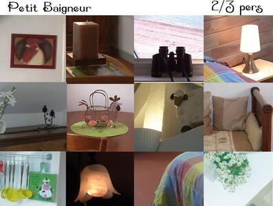 VUES MER IMPRENABLES Petit baigneur - Yport