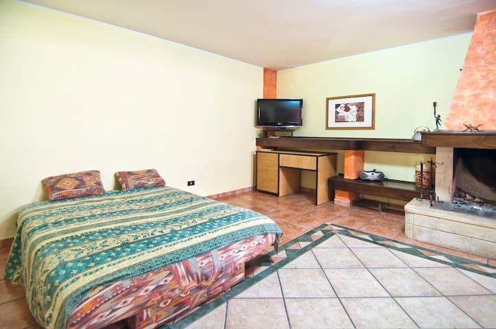 Accogliente Monolocale 5km da Lecce - Lequile - Apartamento
