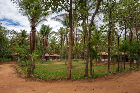 Beyondurban Farmstay near Bengaluru (Cottage1)
