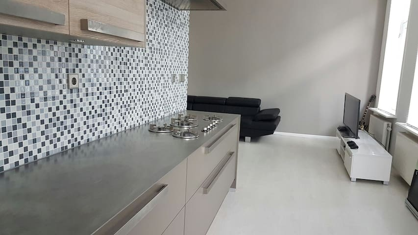 Cool maisonnette with free parking - Rotterdam - Apartmen