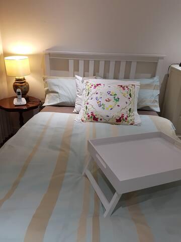 The cosiest bedroom in London + ensuite bathroom. - Londres - Pis