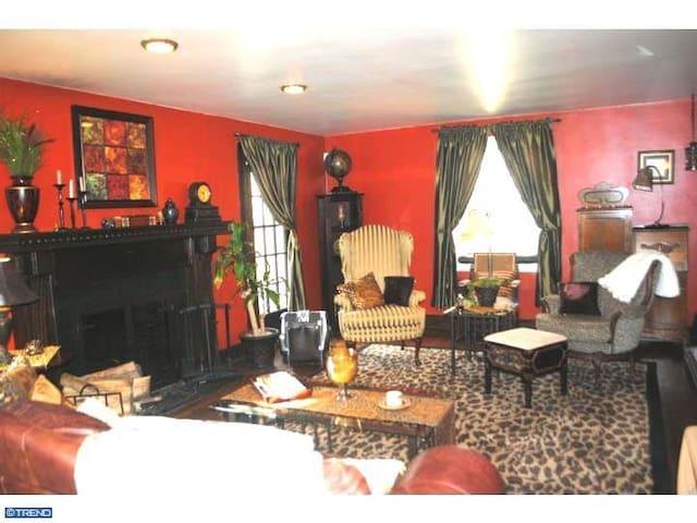 ❤Charming Cottage: Papal Visit/WMOF - Lansdowne - Huis