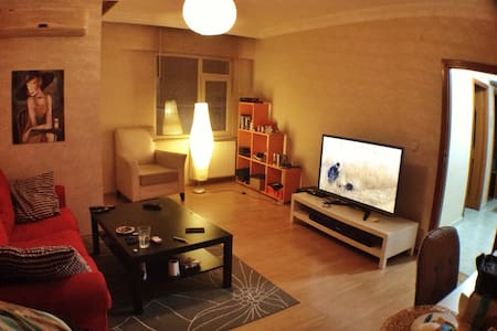 Relaxing home - ideal area - business travellers - 이스탄불
