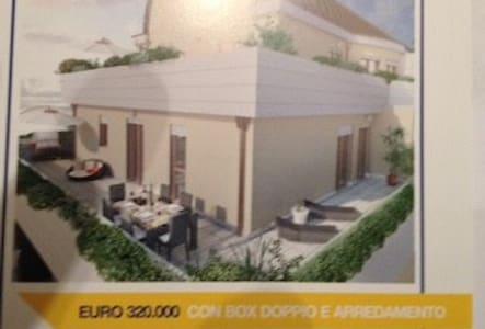 App 99mq +70 terrazz 4° piano e box - Gerenzano