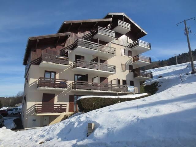 Appartement T2 classé 2** tout confort - Mont-Saxonnex - Apartment