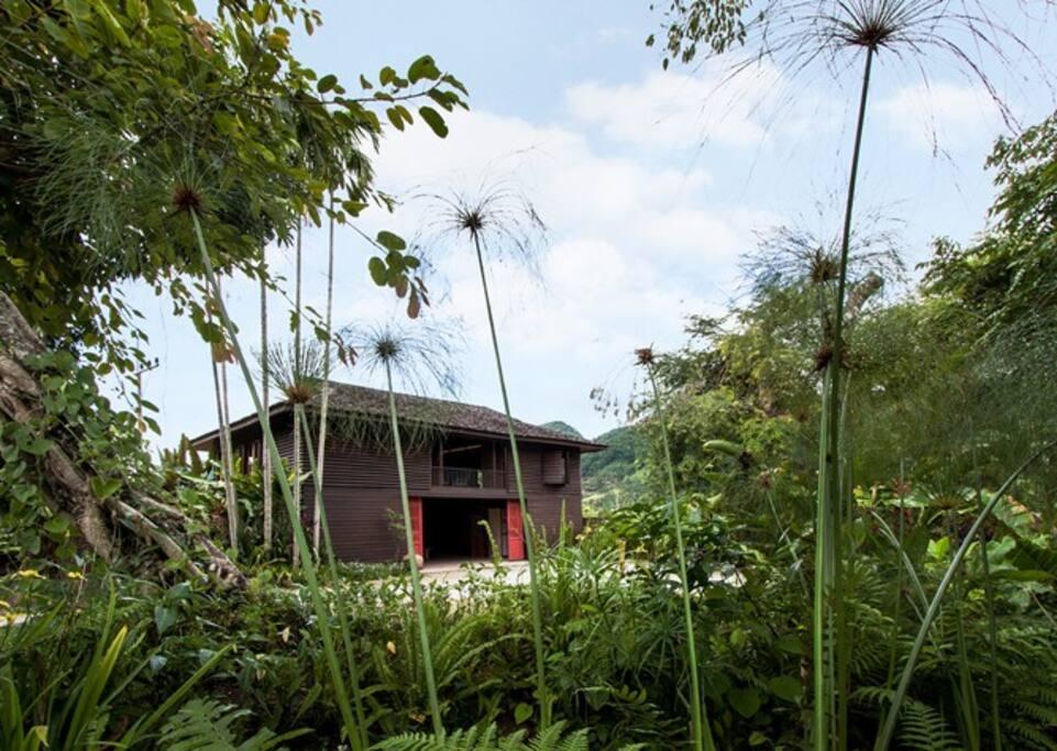 Barn House - Exterior