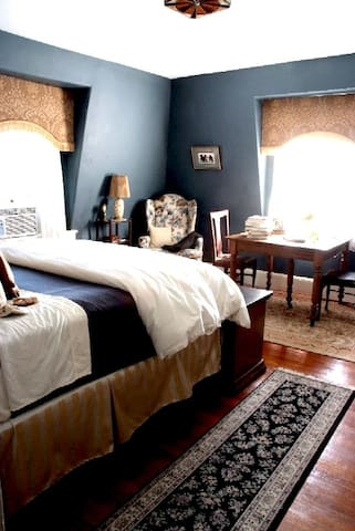 """Psycho""- Sigmund Freud Suite - Southbridge - Penzion (B&B)"