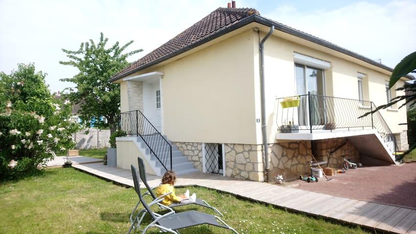 Maison au calme proche de Caen