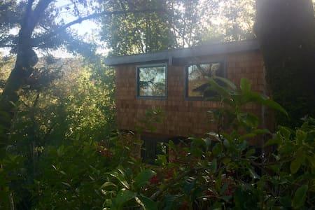 Portola Valley Tree House Retreat - Portola Valley - Gästehaus