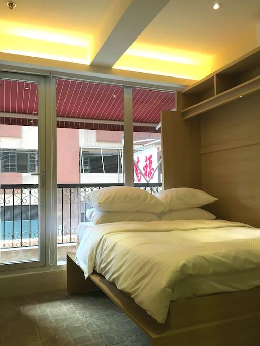 Double room with balcony free wifi apartamentos en - Apartamentos en hong kong ...