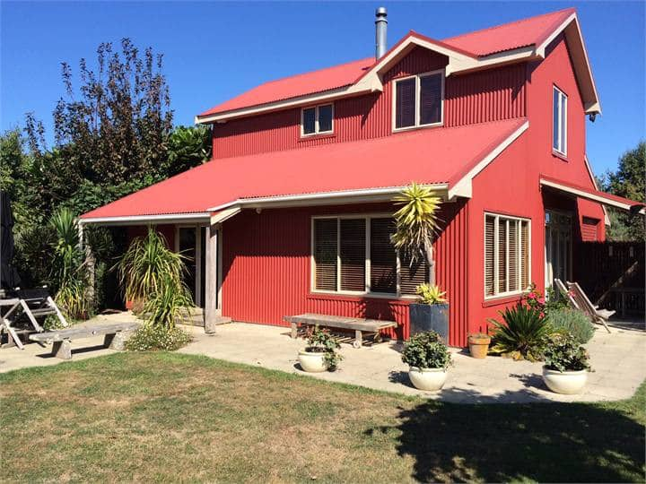 Red Barn Holiday accommodation