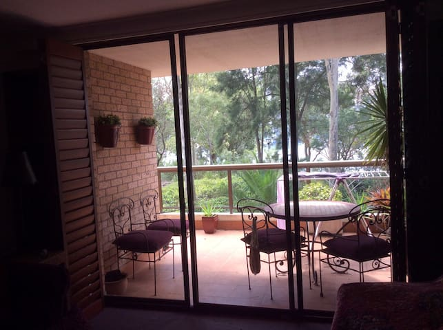 Glebe Point - water and park views - Glebe - Appartement