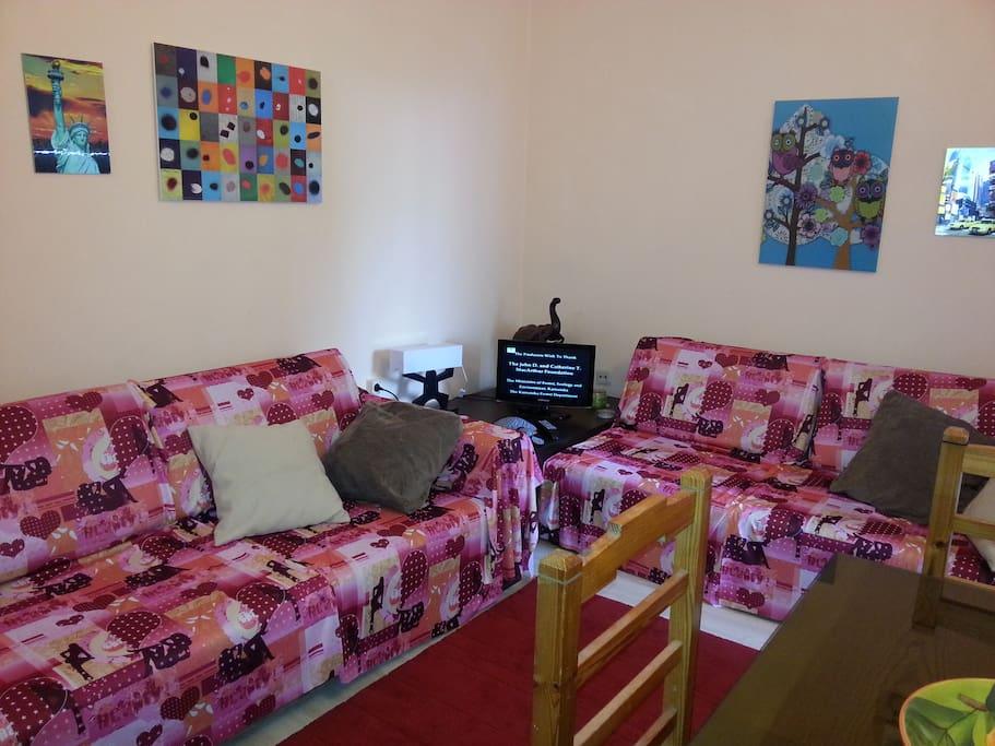 2 - Living Room Northwest Side