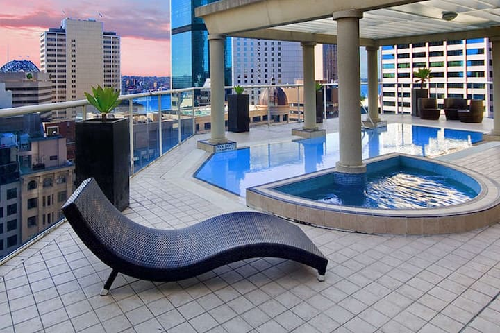 Home in a Hotel- Wynyard/ The Rocks Ensuite King - Sydney - Appartement