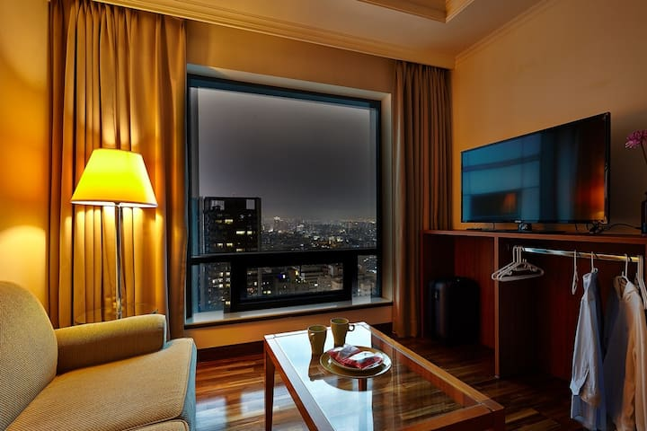Taichung City 台中市 現代歐風景觀Walker Taichung - West District - Serviced apartment