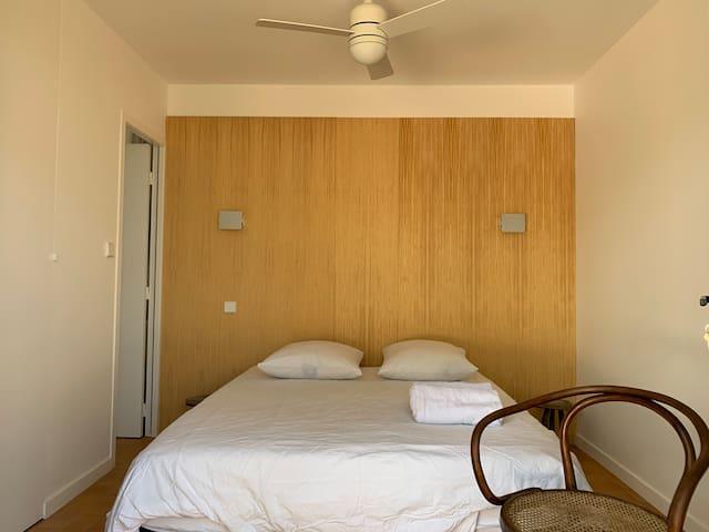 La chambre double de la petite maison