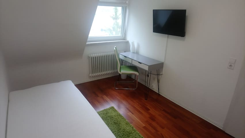 Room in an appartement in Wangen-Stuttgart
